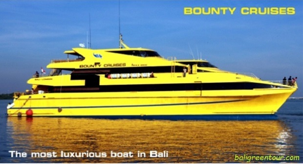 Bali Bounty Day Cruise - Best Bali Day Cruise - Bali Green Tour